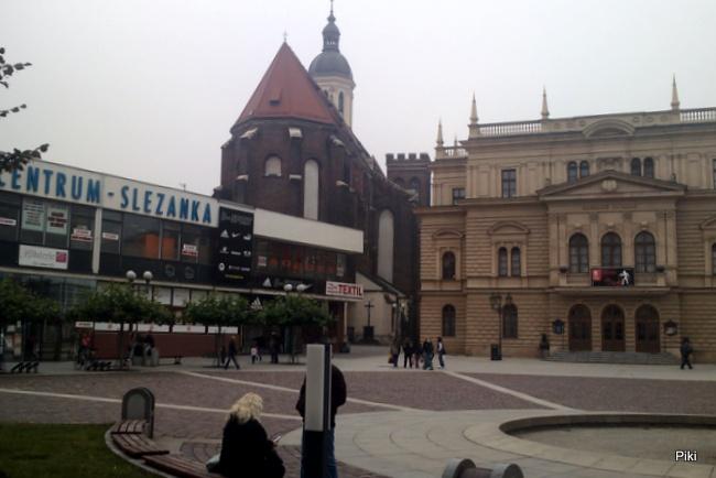 Horní náměstí Opava