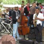 Pouliční hudobníci