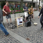 Pouliční speváci